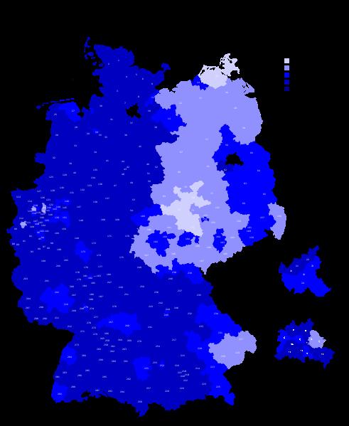 Wahlbeteiligung