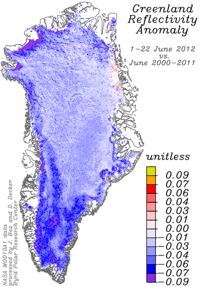 400px-Greenland_reflectivity_anomaly_1-22June_2012_vs_June_2000-2011